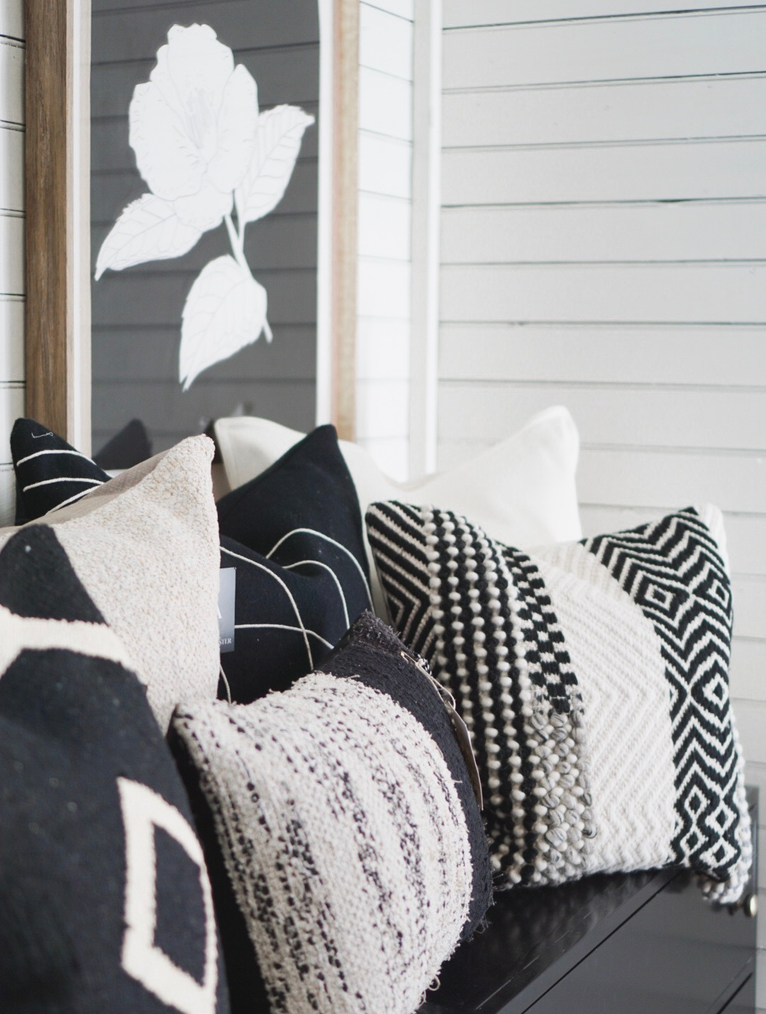Shop our hand picked selection of luxurious pillows. -