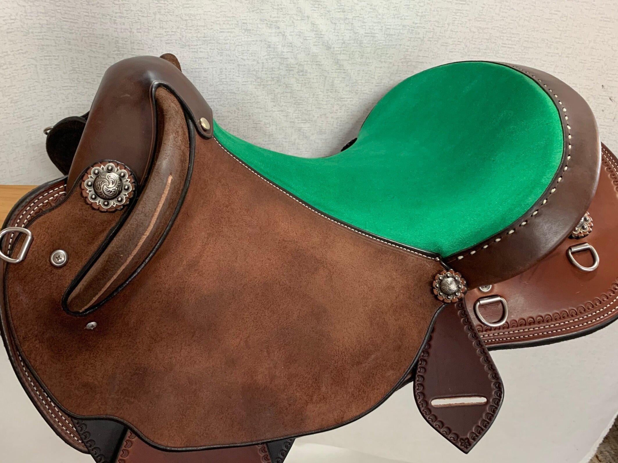 Green seat saddle 006.JPG