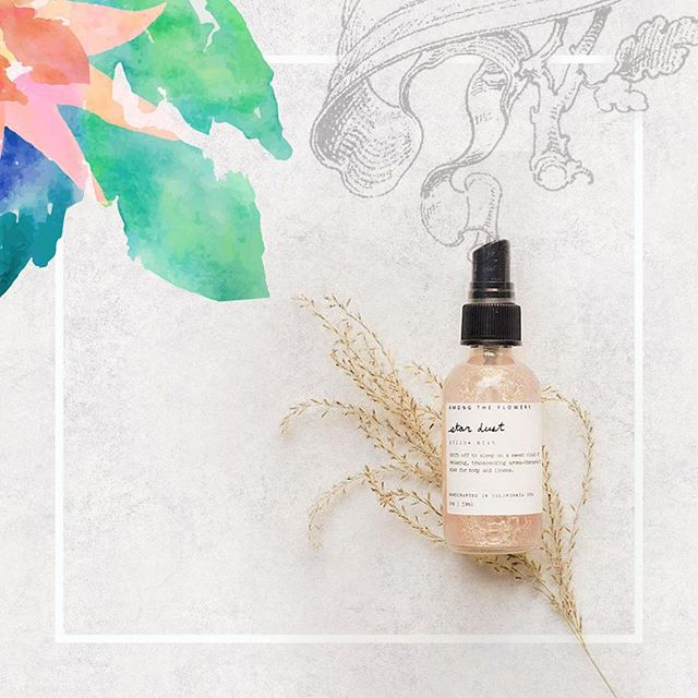 A start of a new week. We are counting down the days to shipping our next box, so here's a reveal of one of the brands you will be receiving, @among.the.flowers. Made from chockfull of herbs and botanicals, the scents created by Among the Flowers are incredibly complex and unique, evoking intense sensual and scent memories. •  In this post, I've painted a fauna jungle that blooms in my mind whenever I get the pleasure to use one of the salves, oils, or candles made by the wonderful Among the Flowers. •  Warmly, Valerie