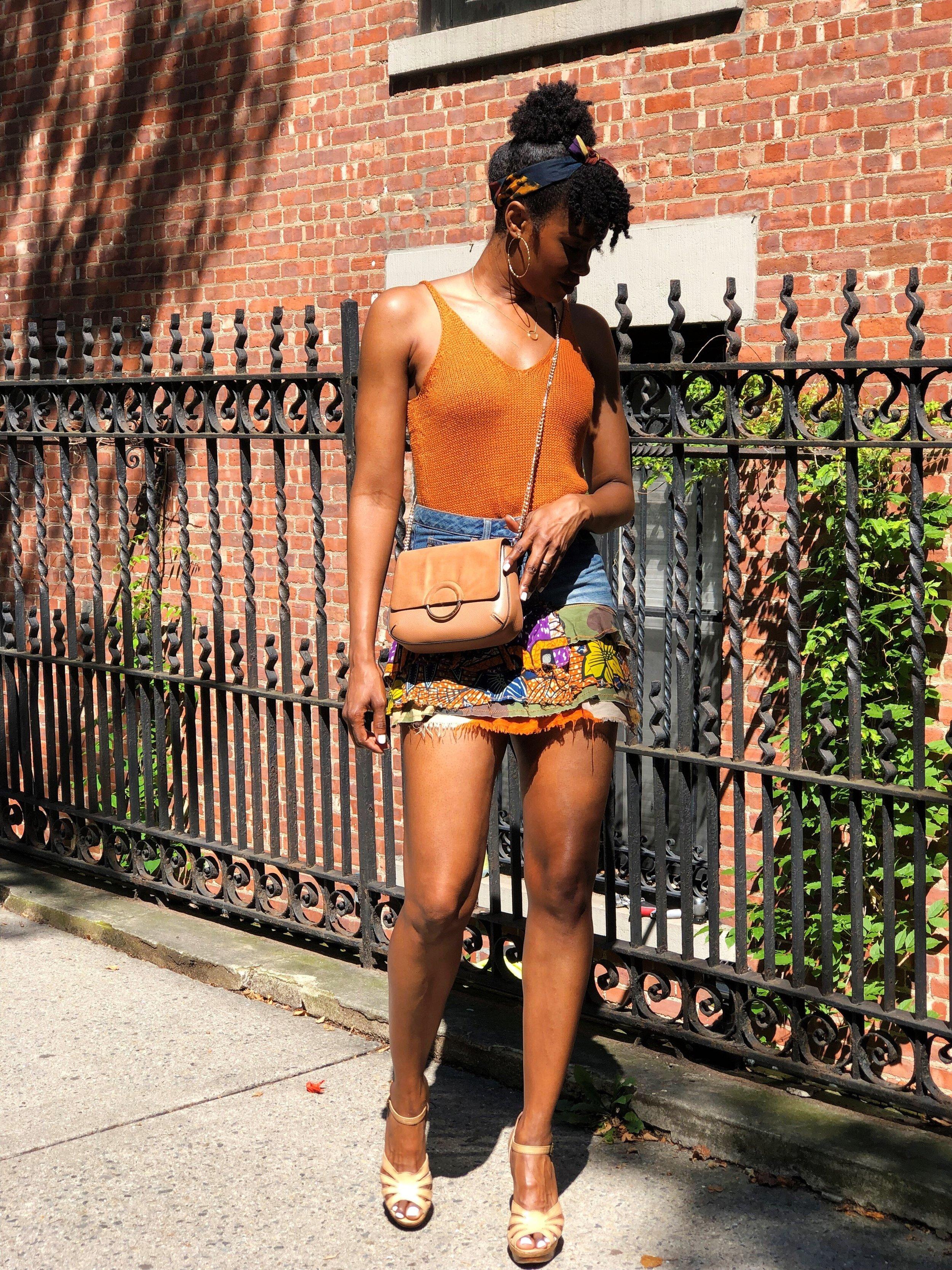 Skirt: VIntage MissSixty