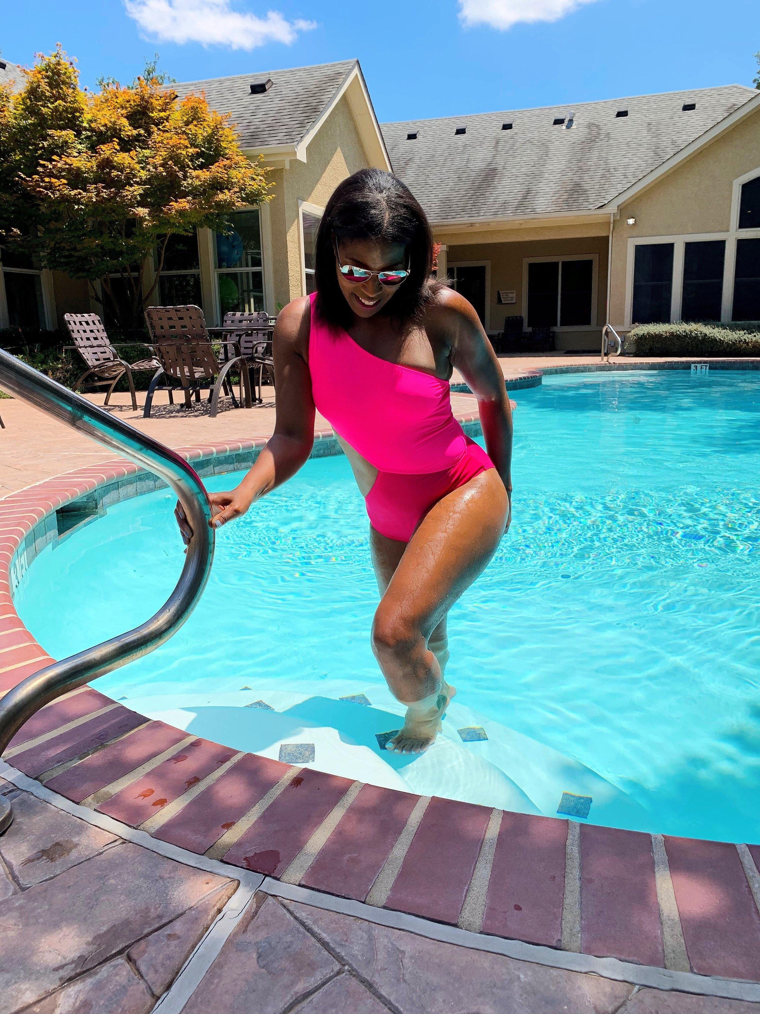 Swimwear by: Shein