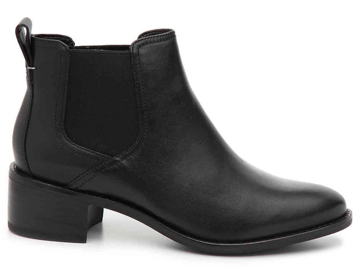 Corrine Chelsea Boot original $200, at DSW.com $119