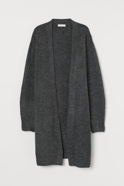 Long Cardigan by H&M $19.99