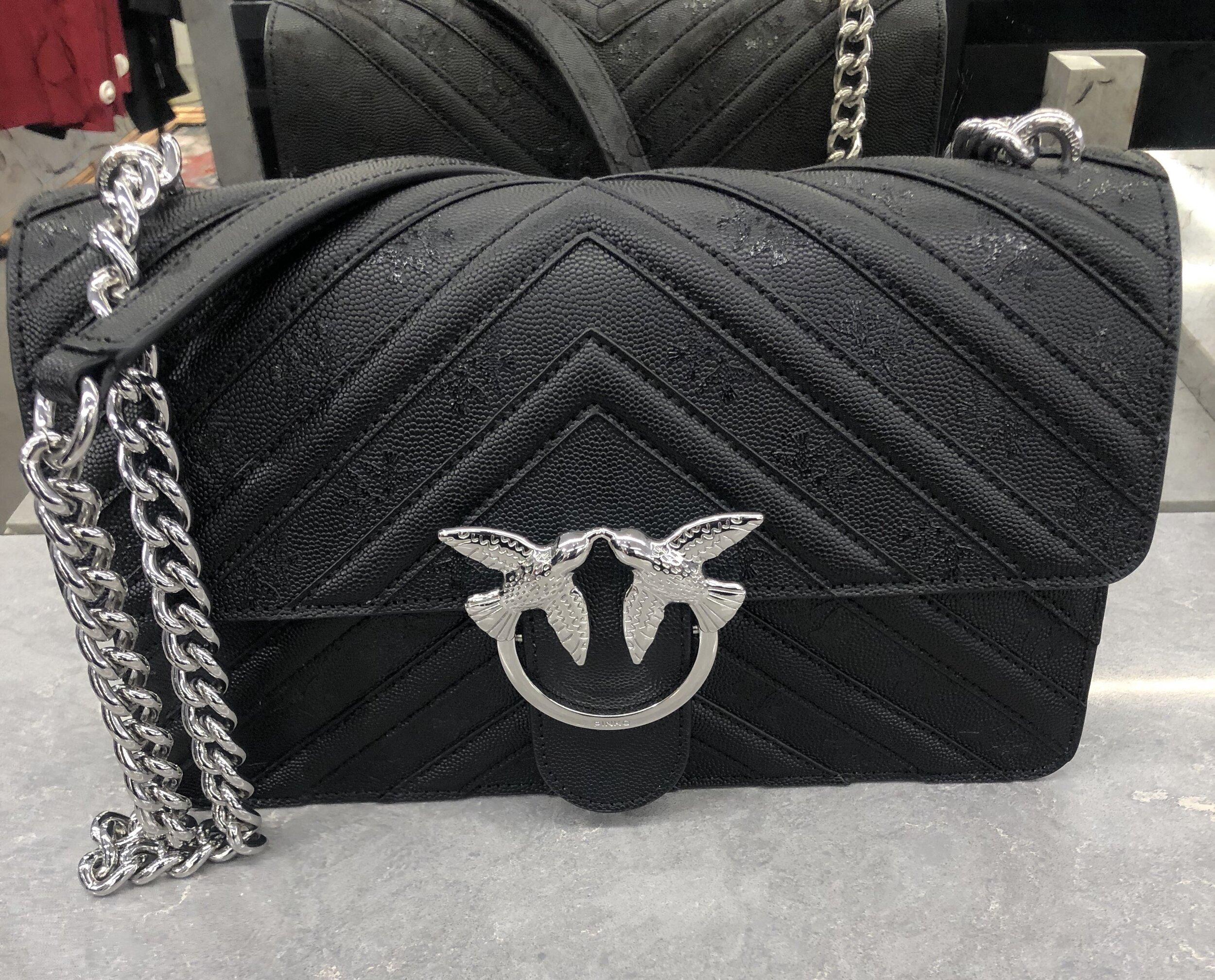 Pinko Bag: $575, sale $250, Pinko.com