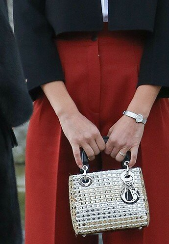 Mini Lady Dior Bag though lovely, not very practical