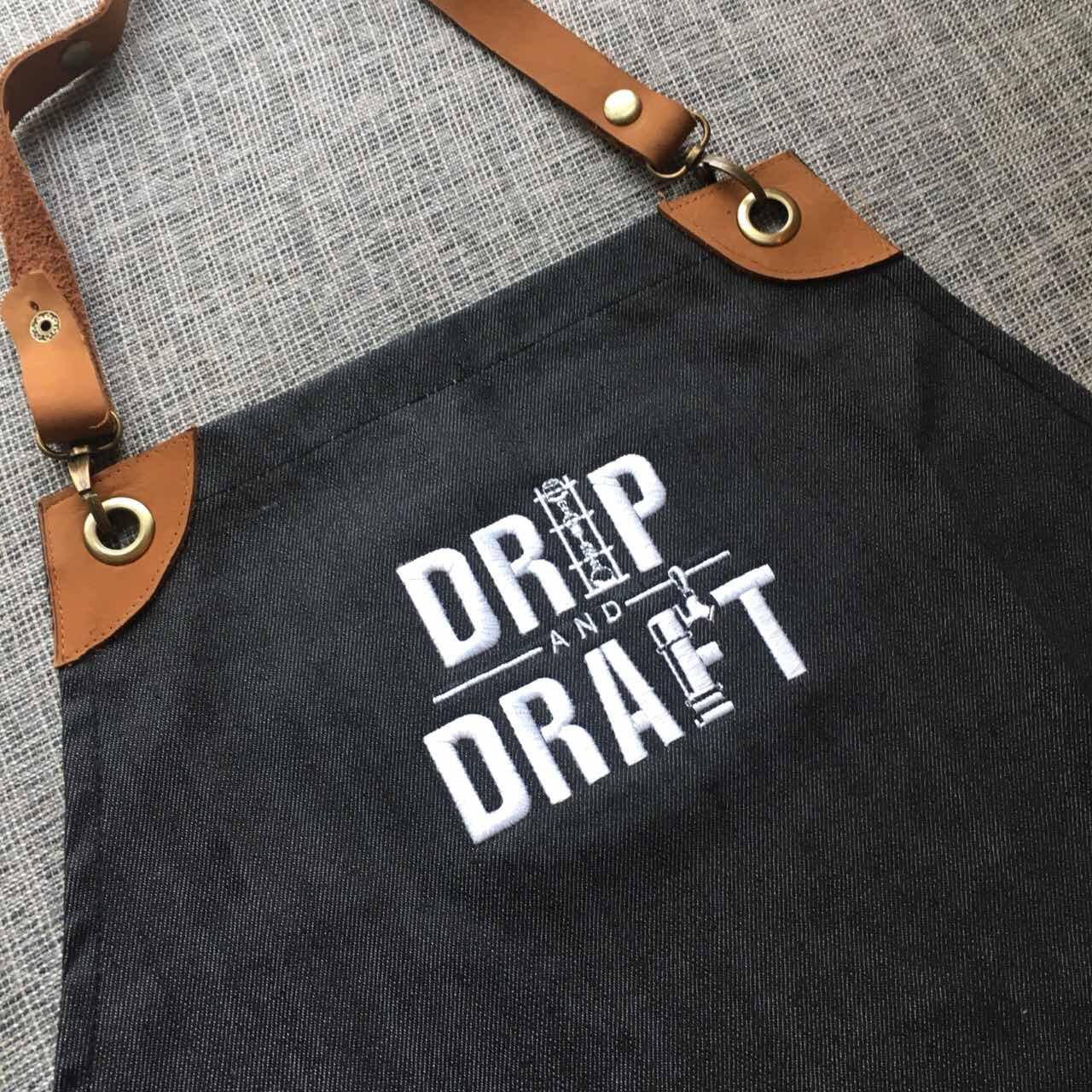 Drip and Draft Apron