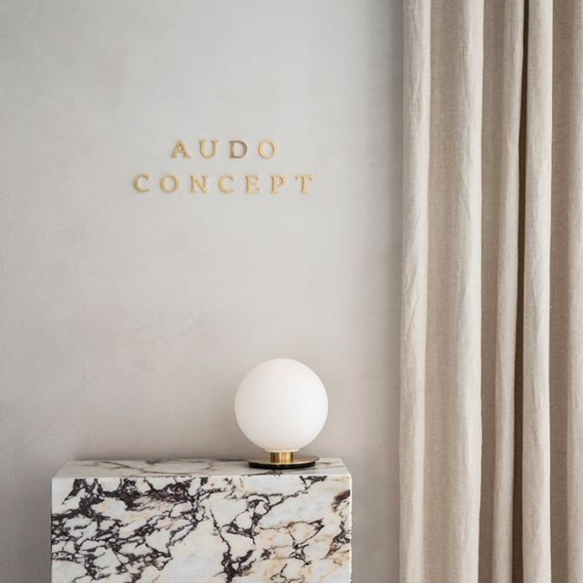 I'm skipping winter and have moved my office to Sweden for the next few months! On Thursday we're off to Copenhagen for some much needed R&R, and I can't wait to visit @the_audo . . . . #simple #minimal #scandinavian #hoteldesign #menu #normarchitects #design #beautiful #marble #clean #neutral #colours #home #nordic #copenhagen #favouritecity #lamp #curtains #brass