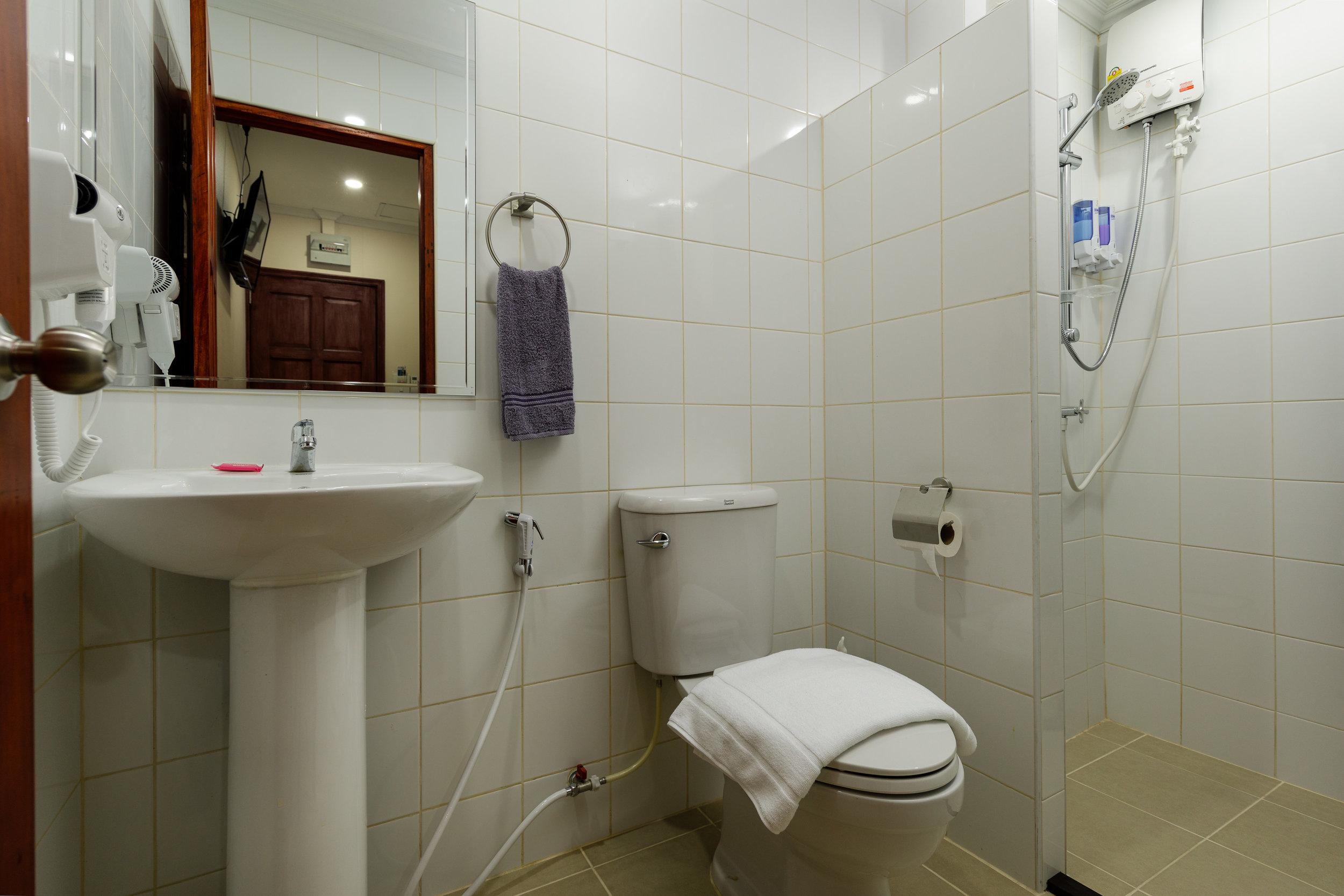 Shower Room Bathroom
