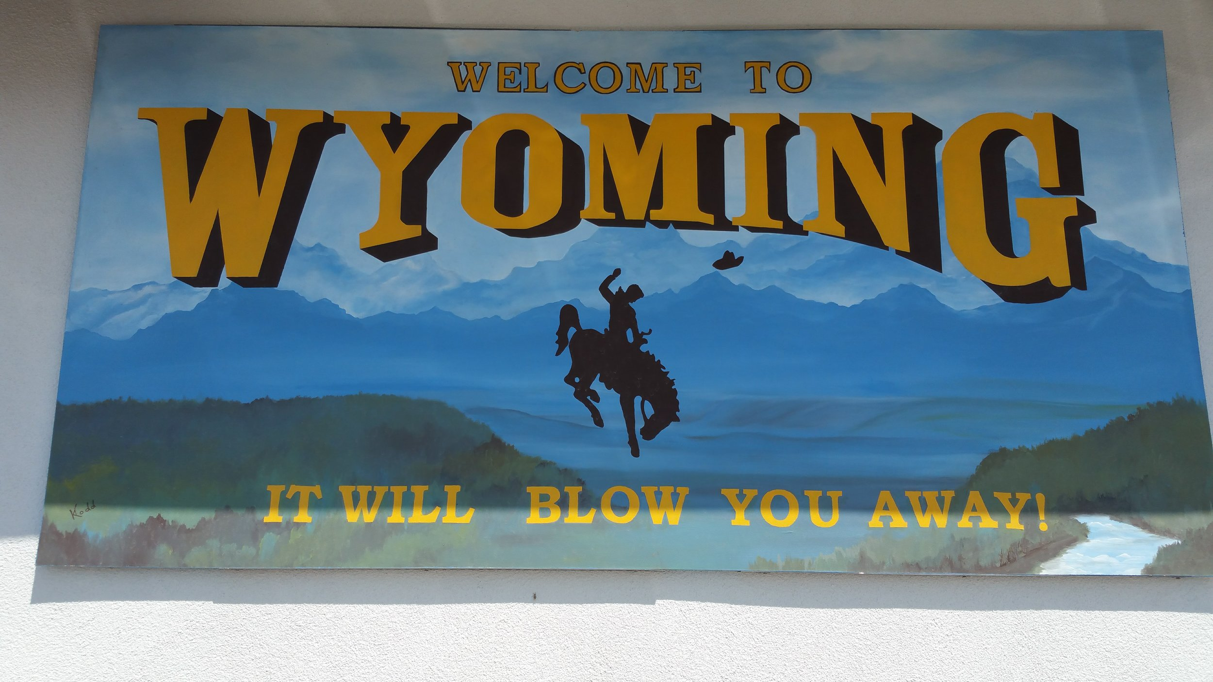 Wyoming will blow you away