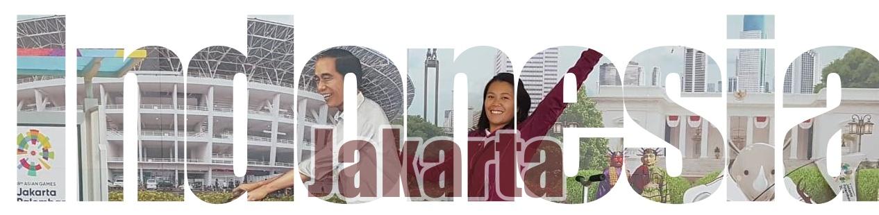 Jakarta, Indonesia with President Jokowi