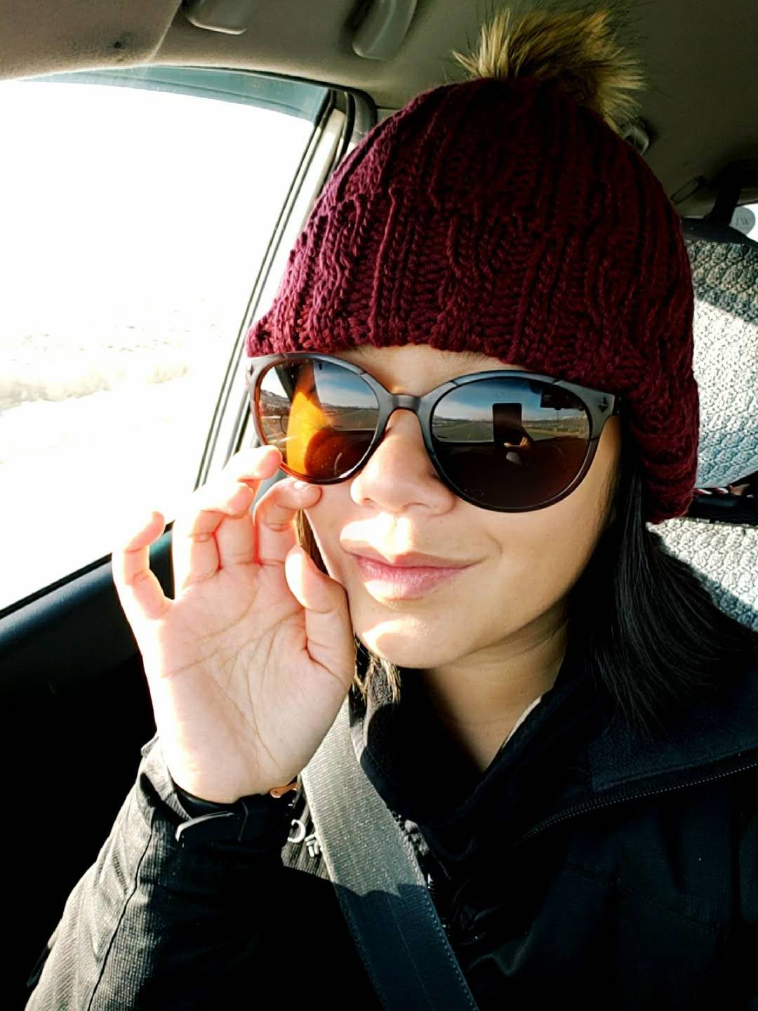 Wyoming_openroad_carselfie