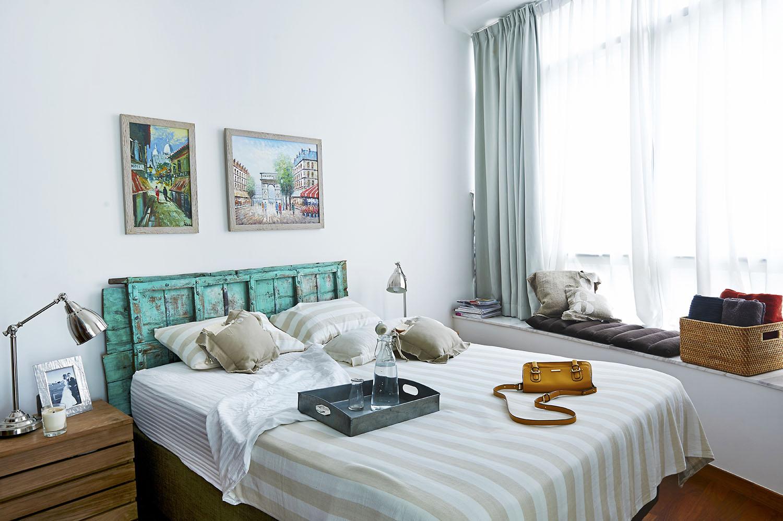 Playful Modern Bedroom Interior Decor Style
