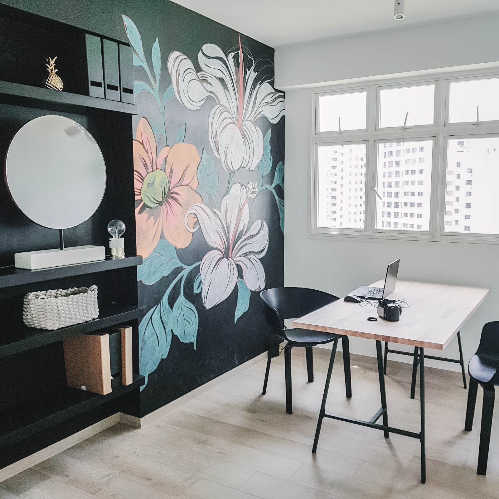 Stylish Cool Feature Wall Wallpaper Mural