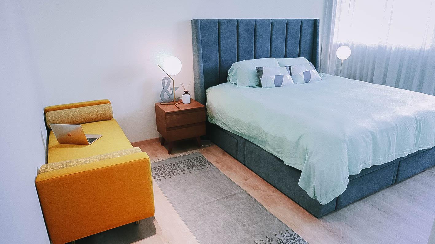 Stylish Simple Bedroom Decor