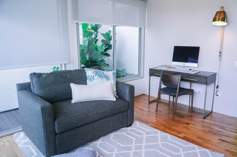 Cosy Mini Living Room Nook