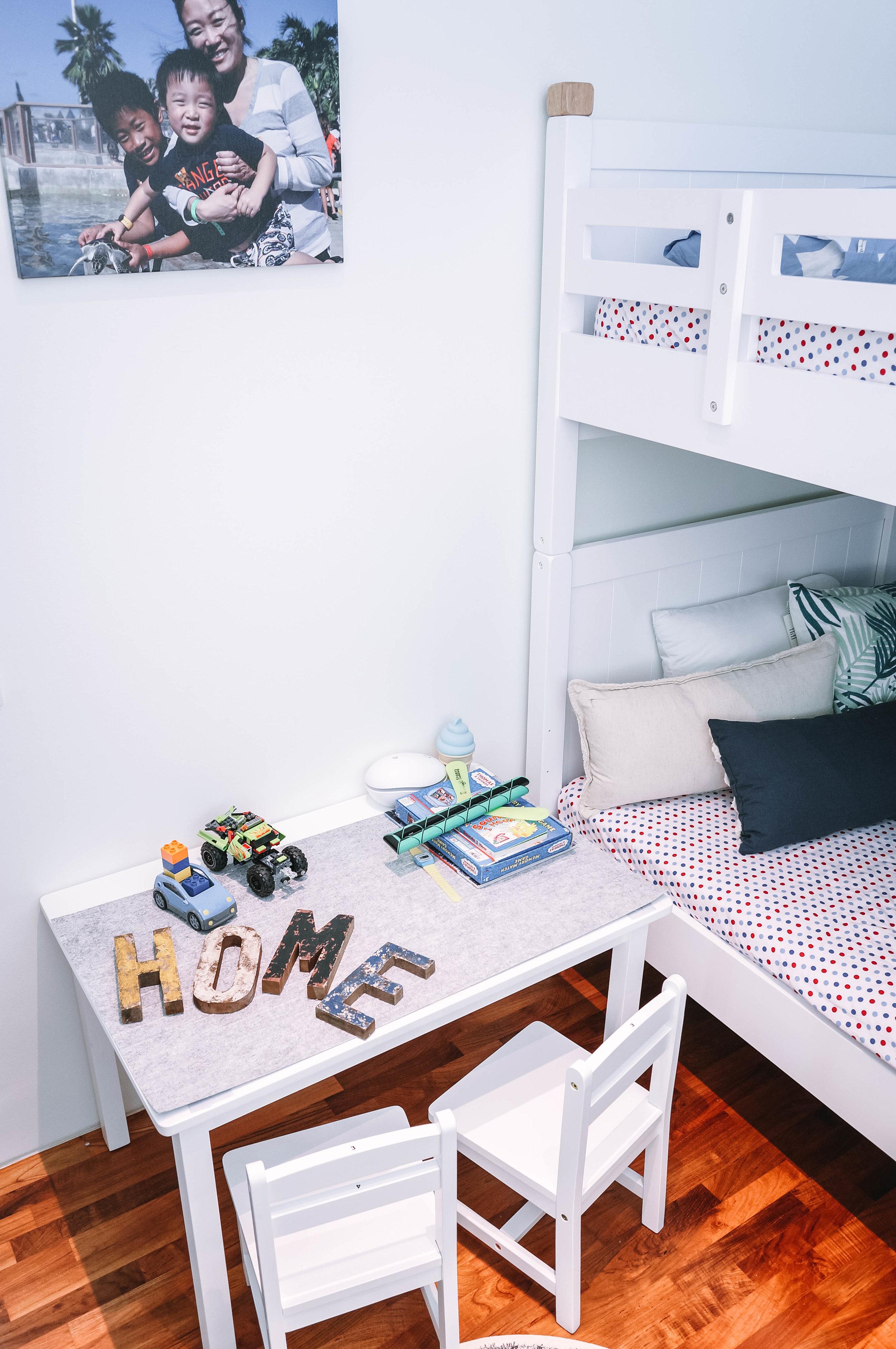 Cool Kids Bedroom Bunk beds