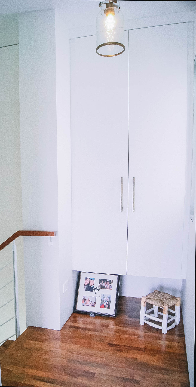 Hallway Storage Space Ideas