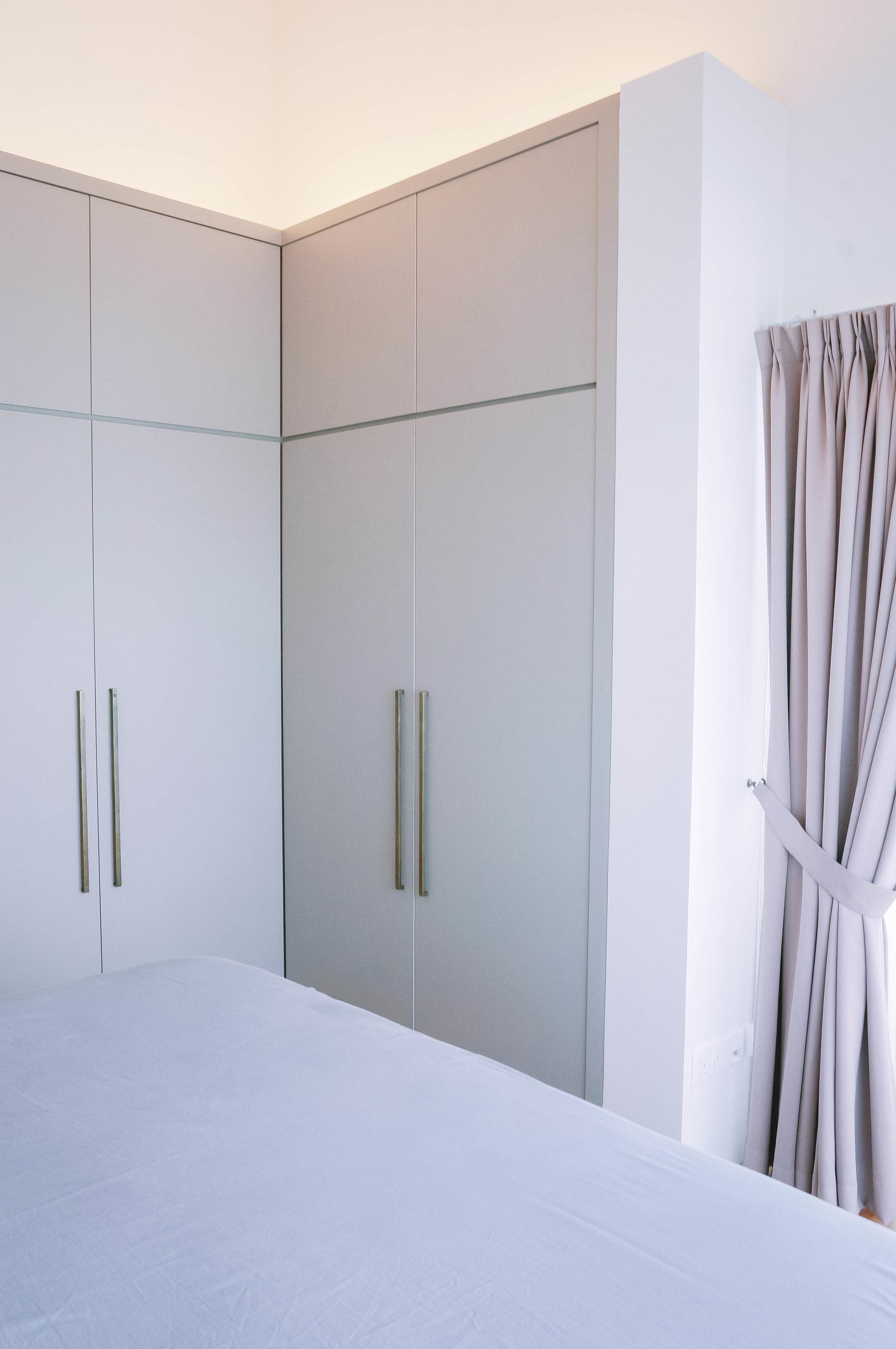 Bedroom Wardrobe Storage