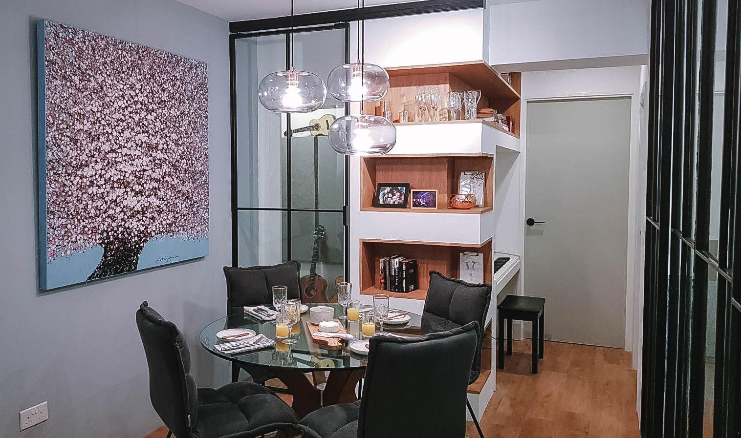 Apartment Design Dining Room