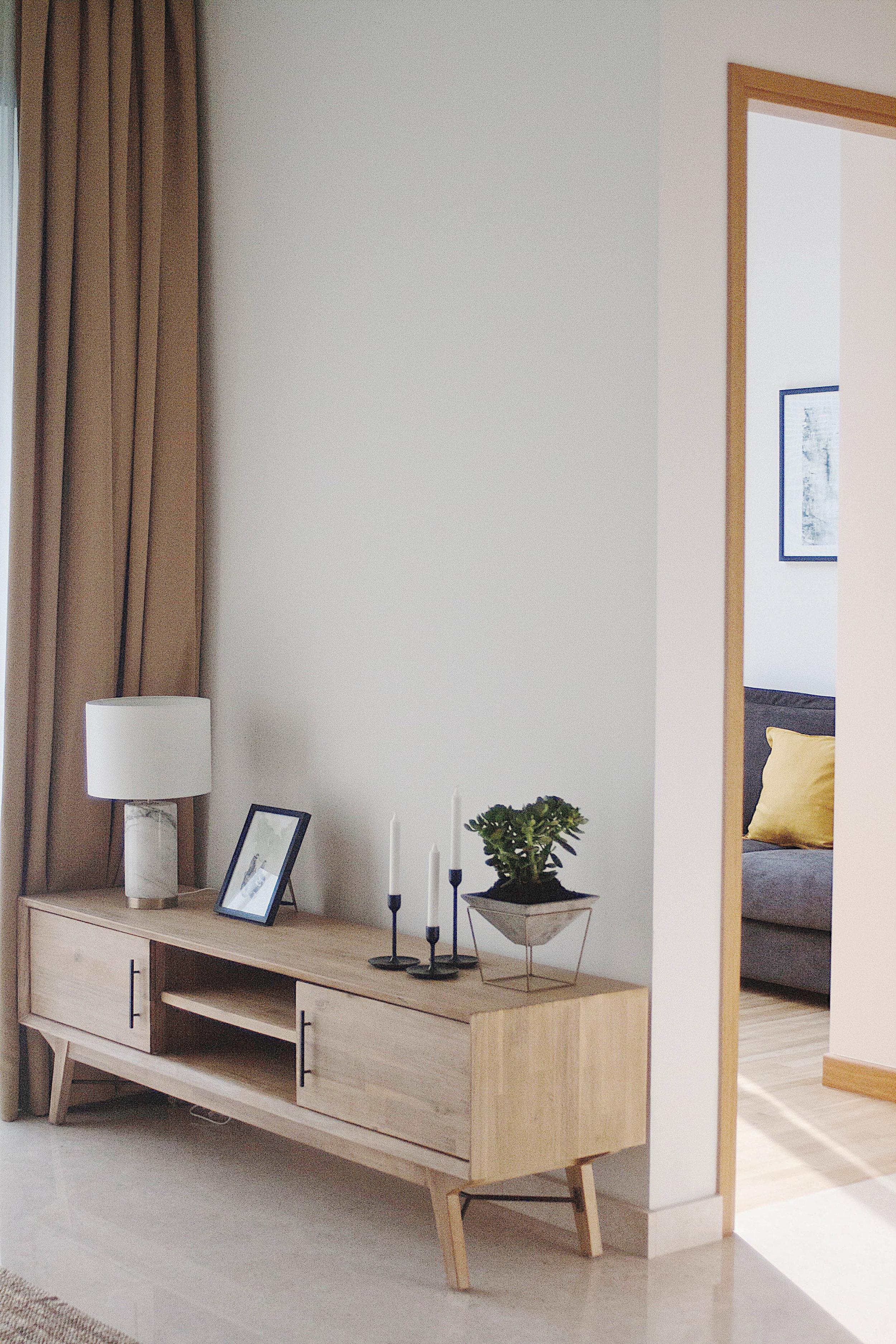Fresh Living Room Interior Decor