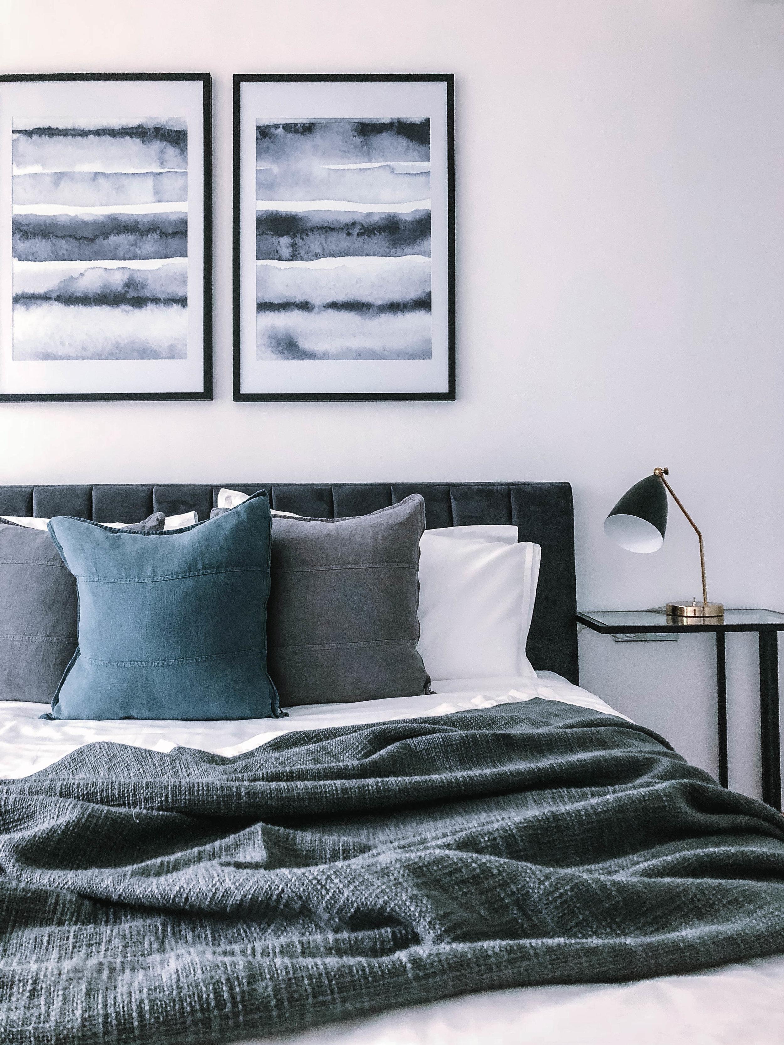 Turn Key Project Bedroom Decor