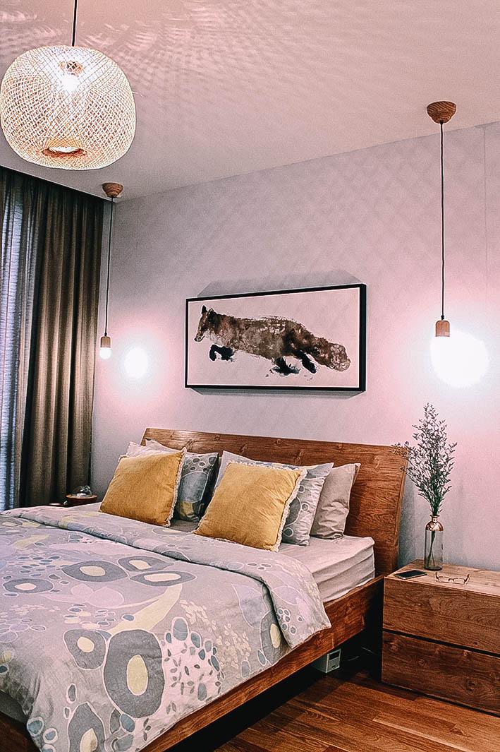 Bright Bedroom Decor Inspiration