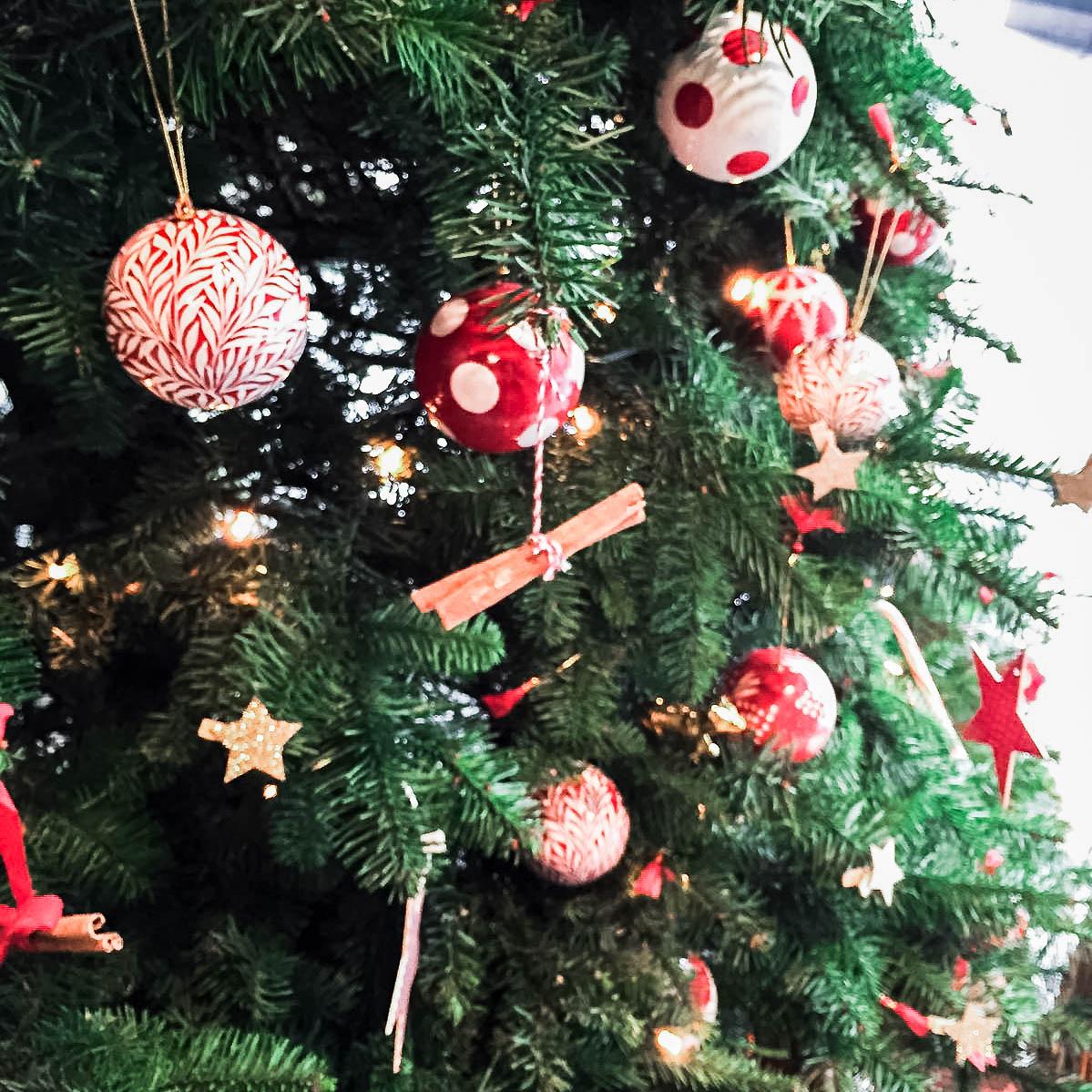 Modern Christmas Tree ornaments