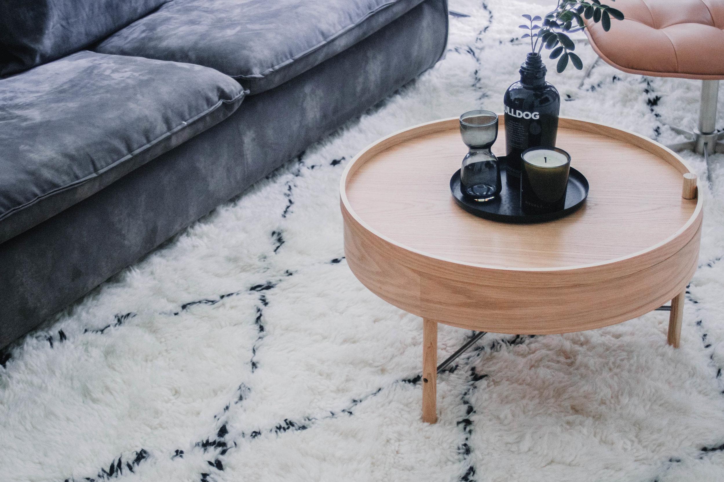 Minimal Modern Coffee Table