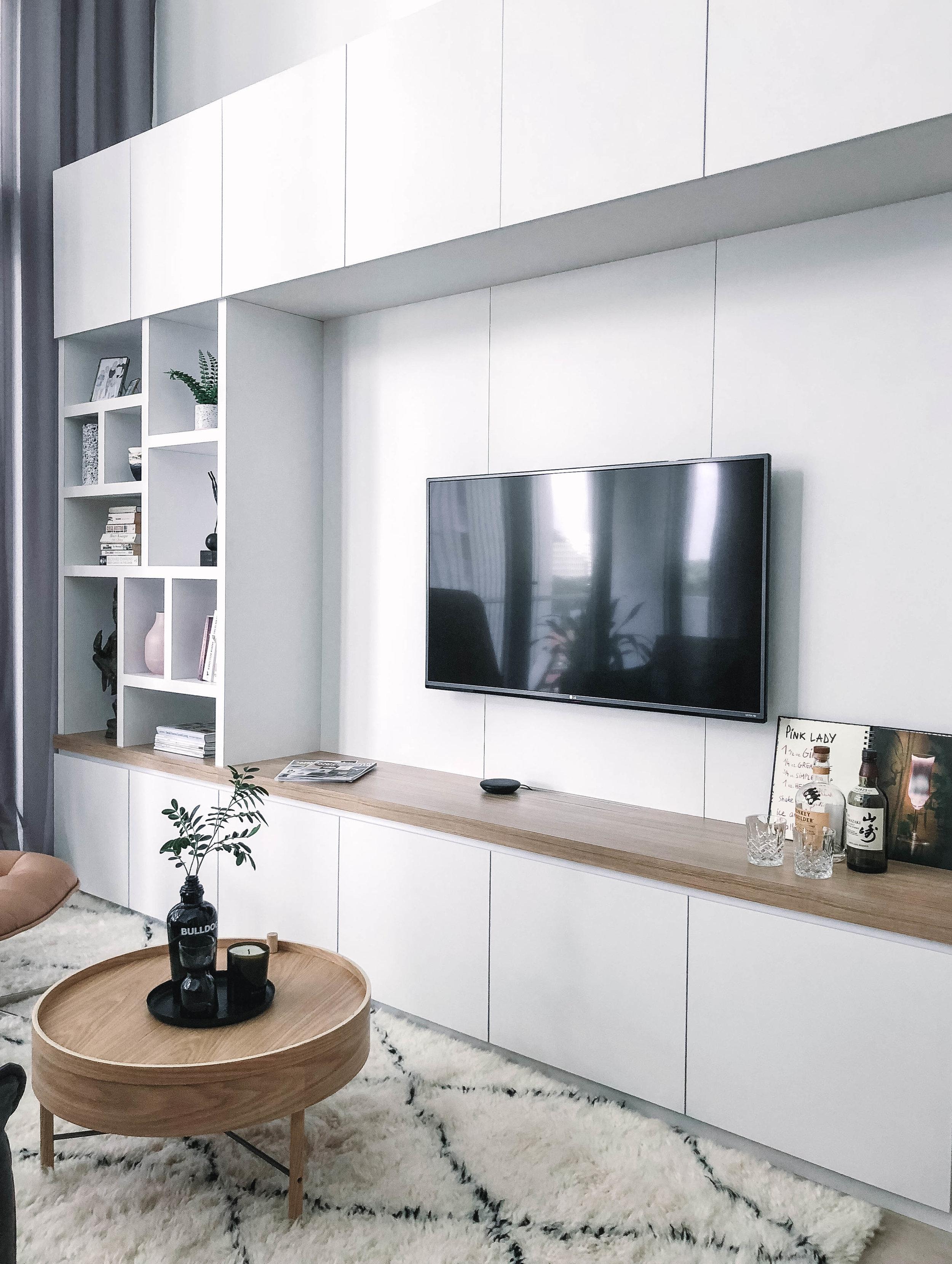 Cosy Apartment Living Room