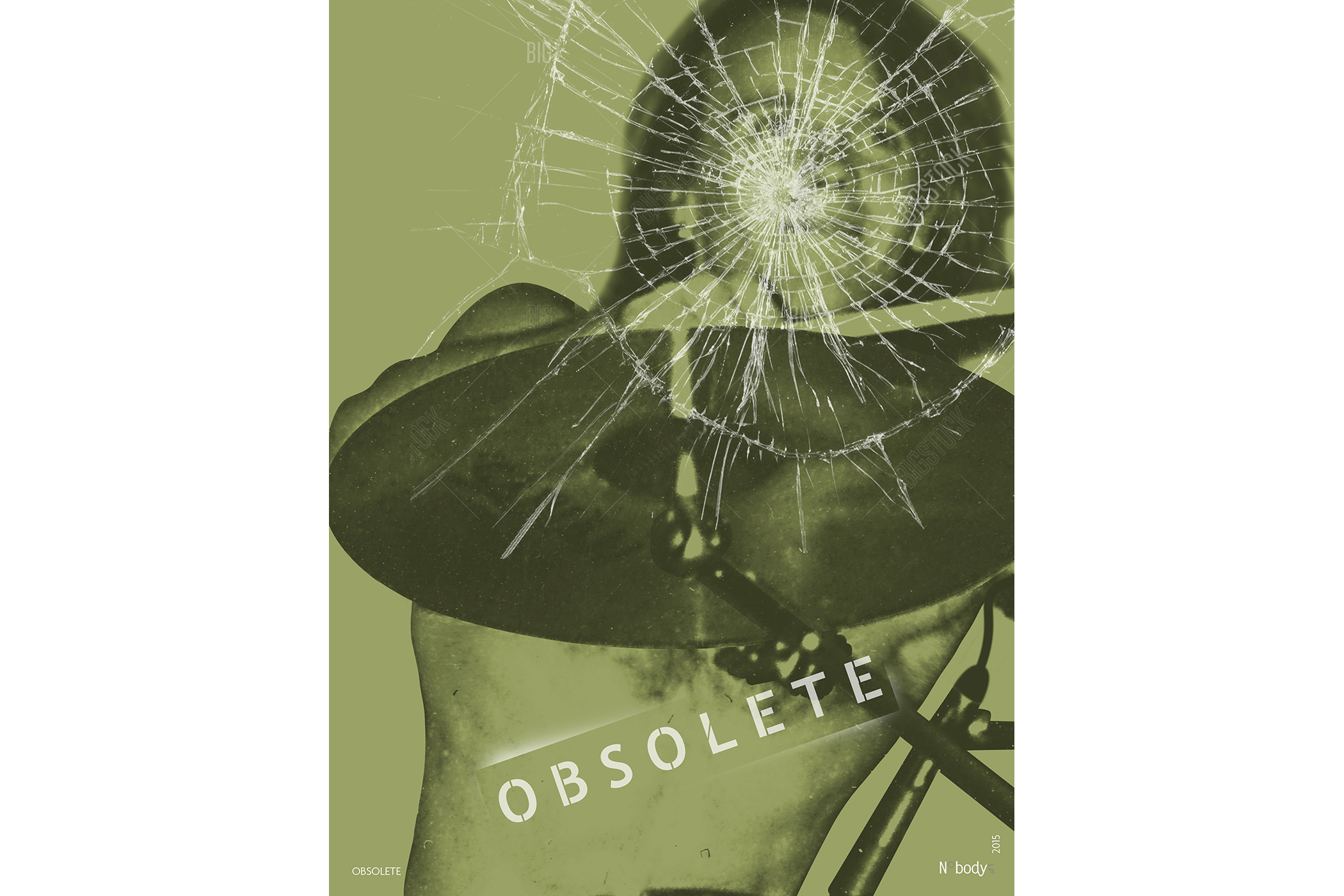 OBSOLETE  (2015)  Once my body was able and future was full of promises.