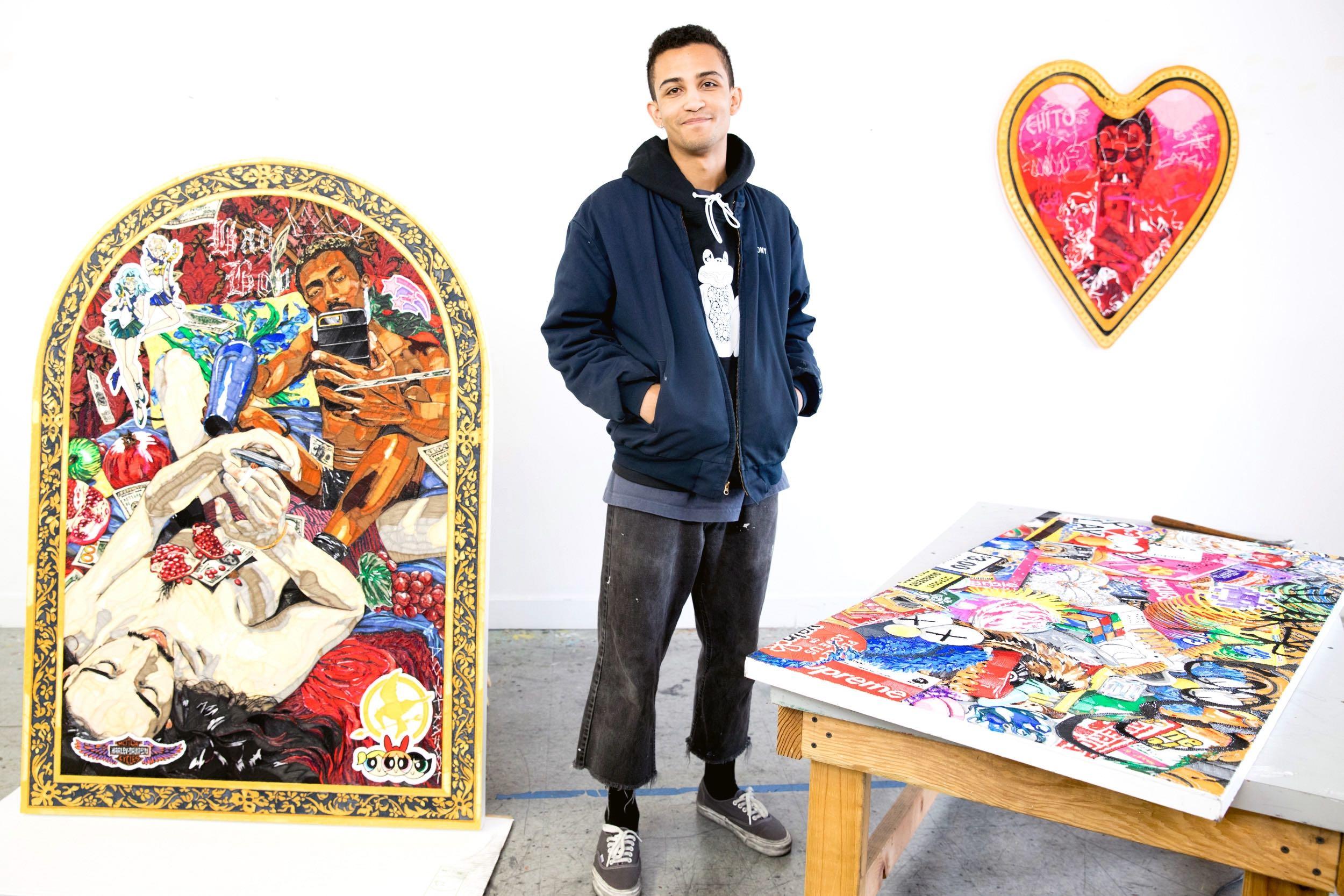Buzziest artist in Seattle