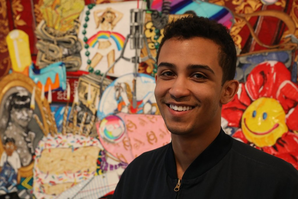 Meet Anthony White, the rising Seattle artist who's also creating buzzy shows of other artists' works