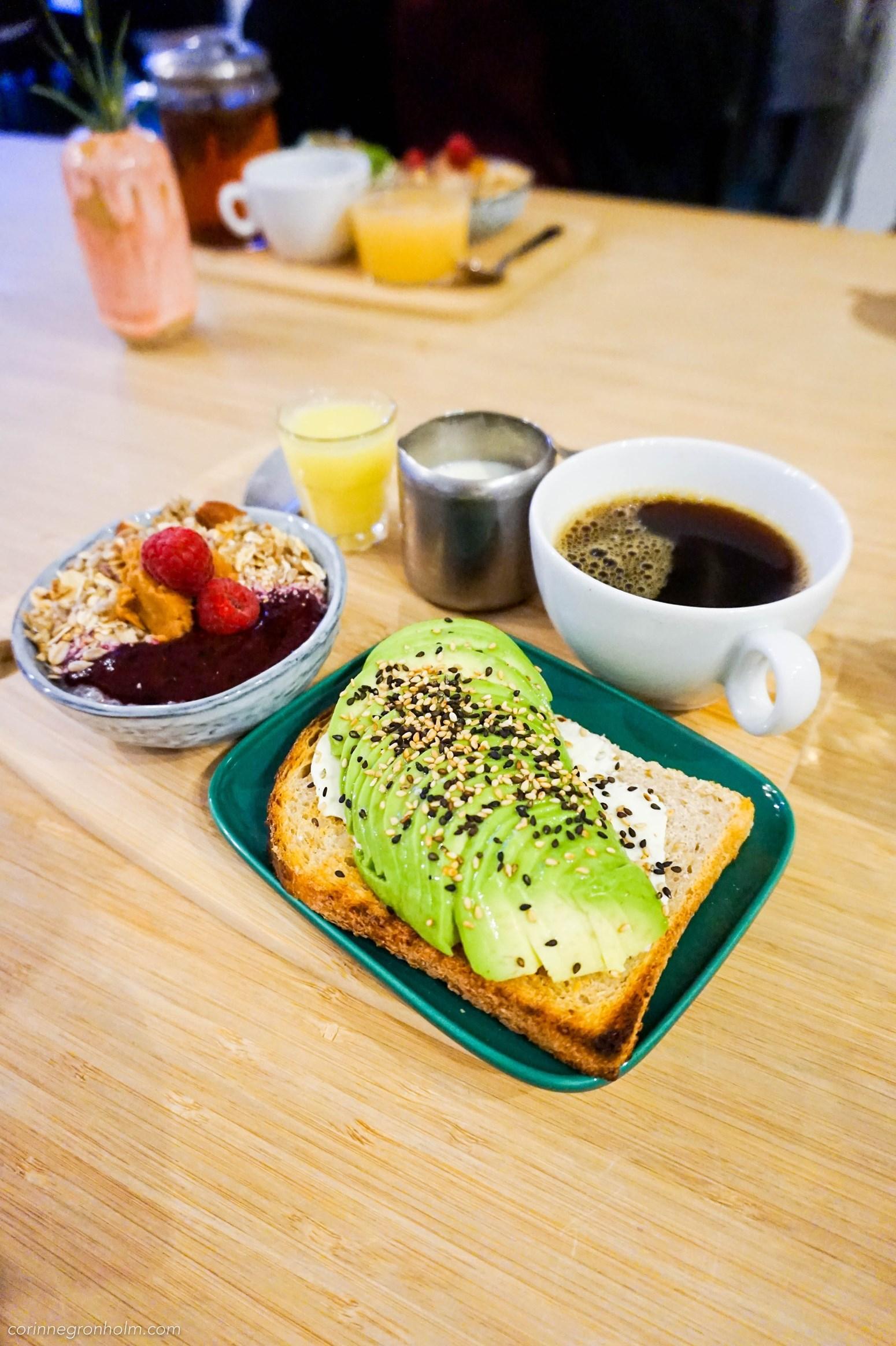 Tips på fantastiskt café i Helsingfors