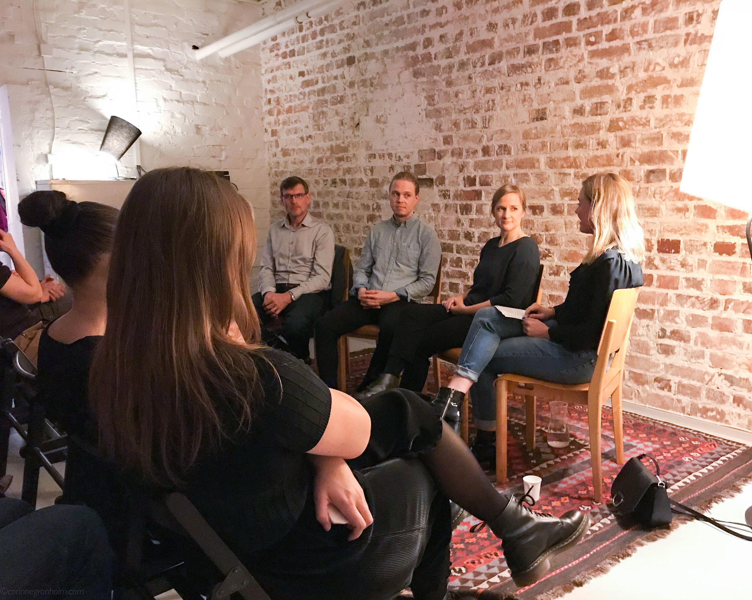 Diskussionskväll med Spark Sustainability