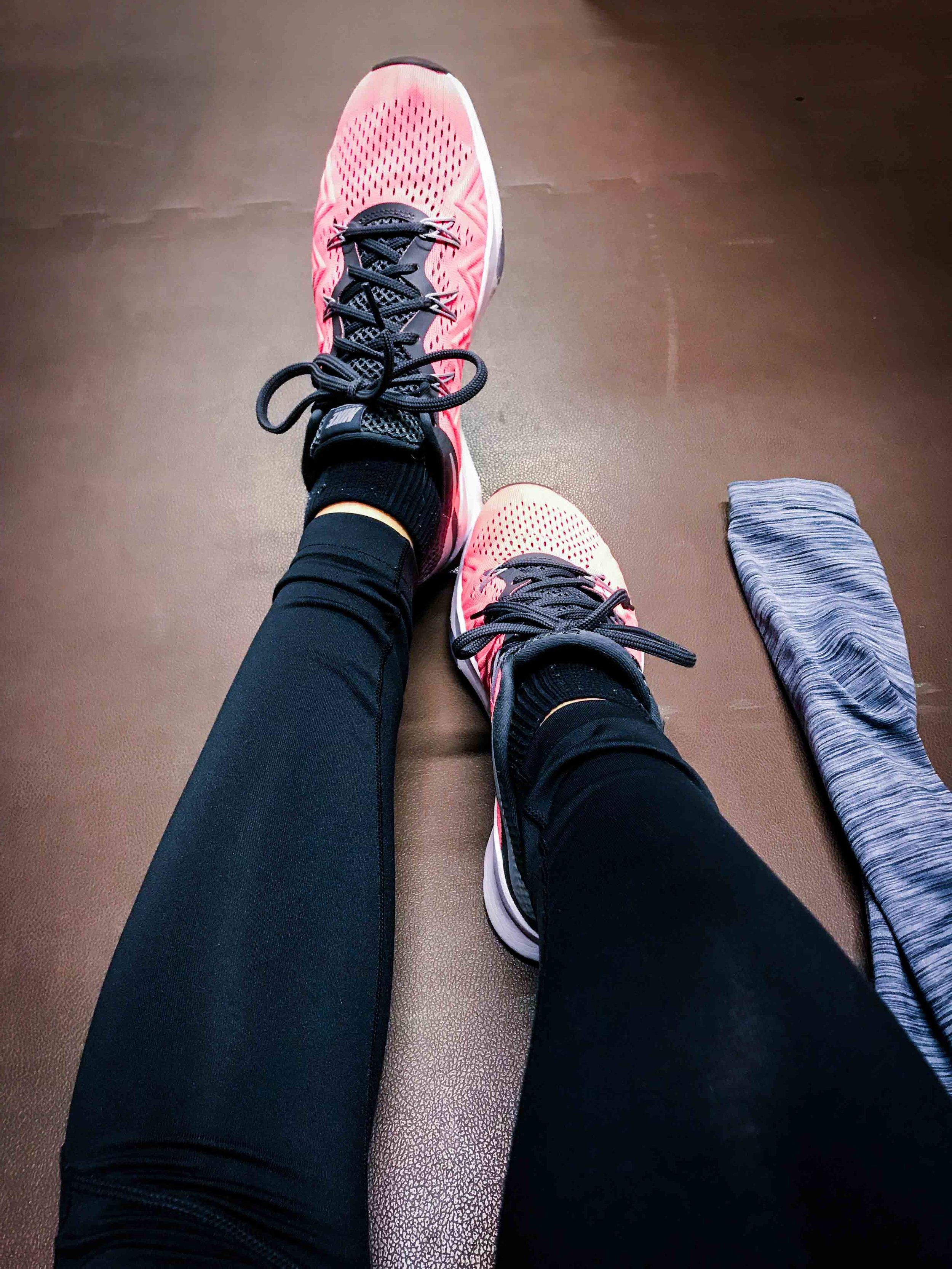 Hitta träningsmotivationen