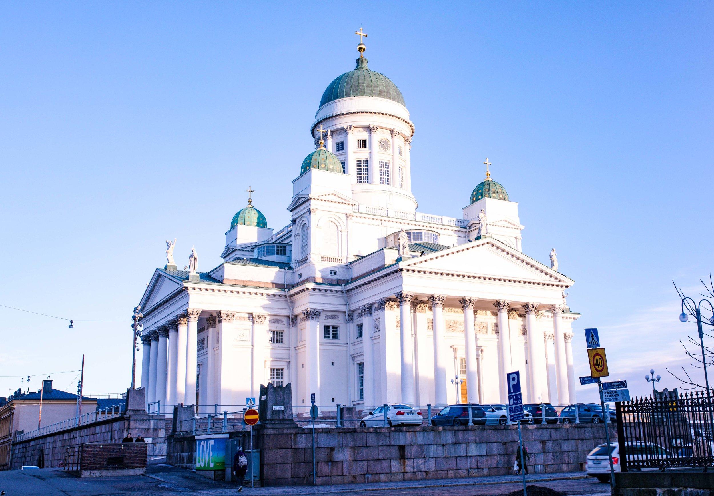 Studera i Helsingfors