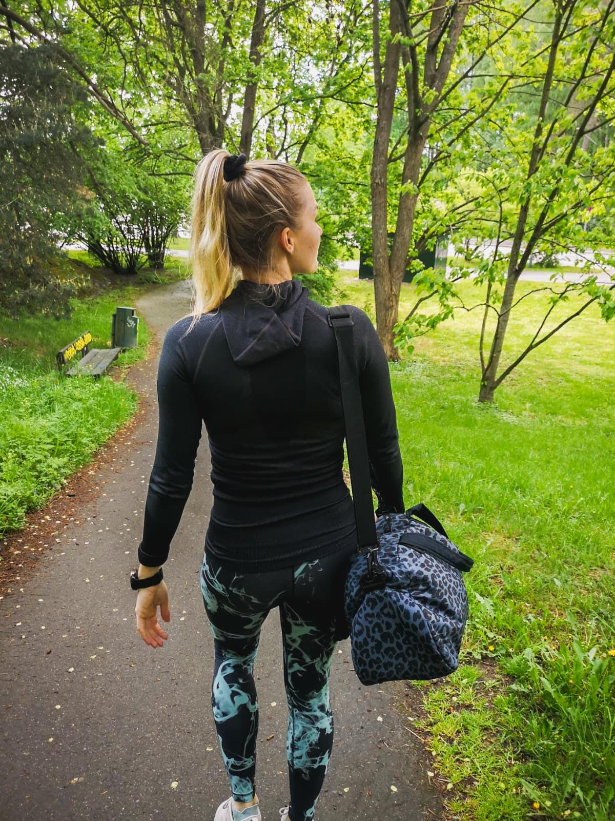 Måste man tycka att träning alltid är kul?
