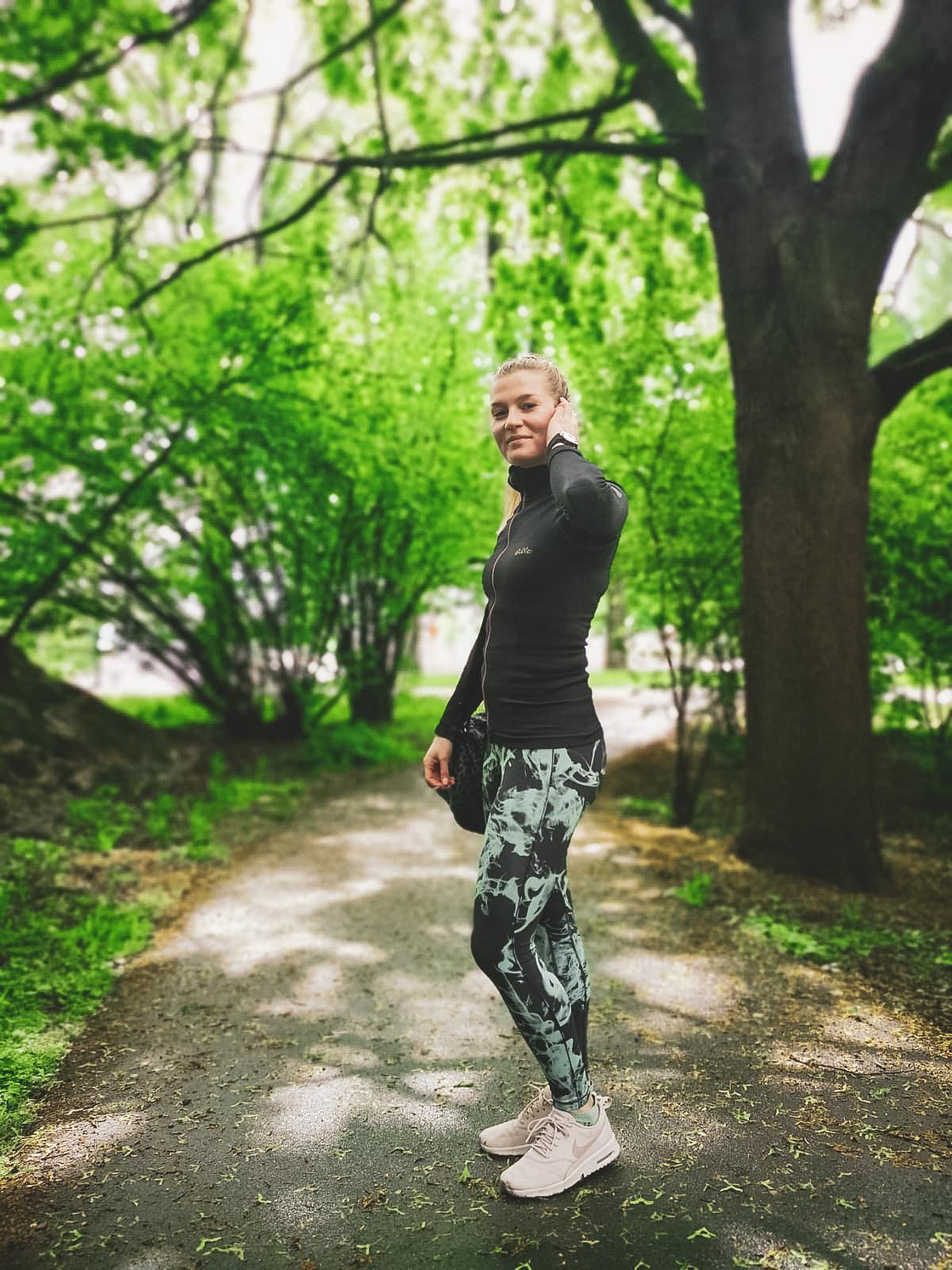 Sänk förväntningarna i din träning! Corinne Grönholm blogg