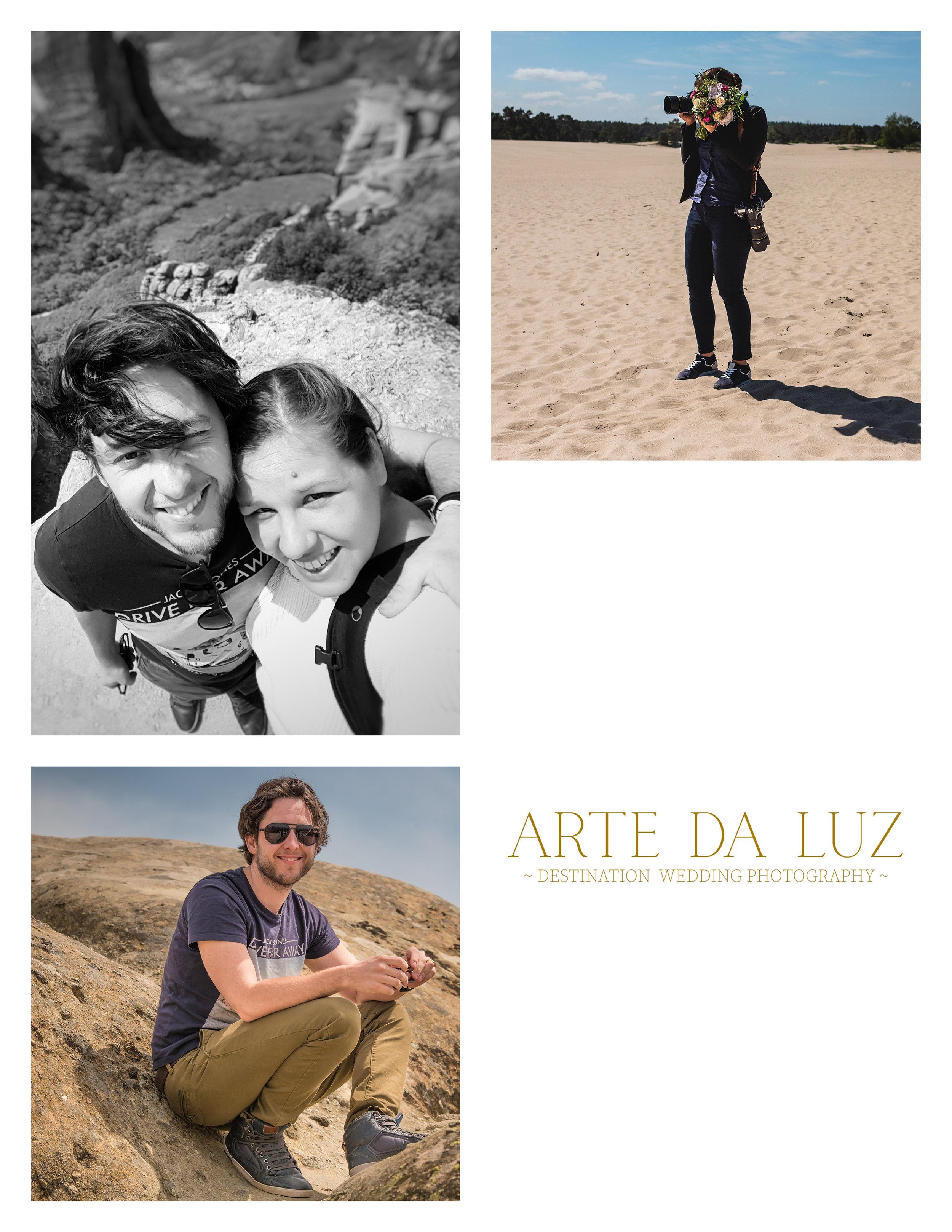 Arte Da Luz - meet the team