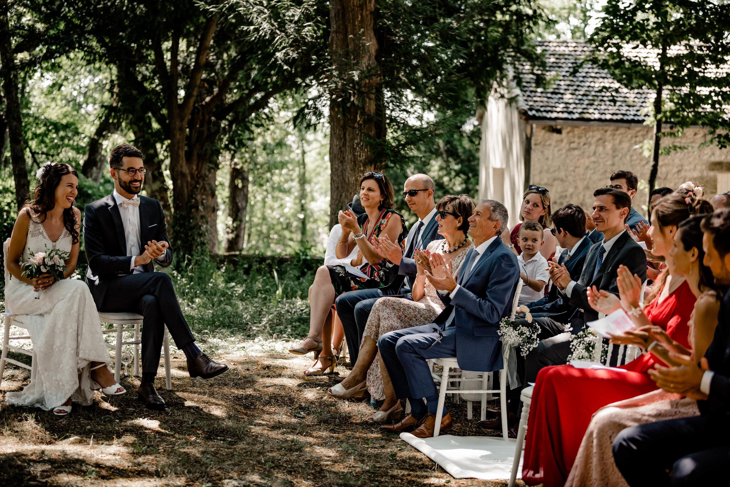 Arte da Luz wedding photography Chateau Ladausse