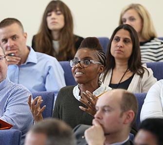 Chika Aghadiuno,Group Risk Strategy & Analysis Director - Group Enterprise Risk;  Aviva