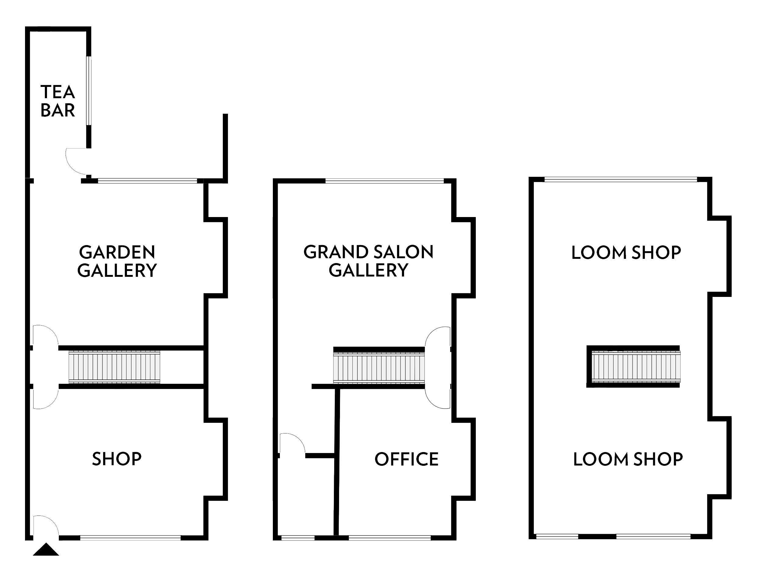 Weavers Factory Floor Plan