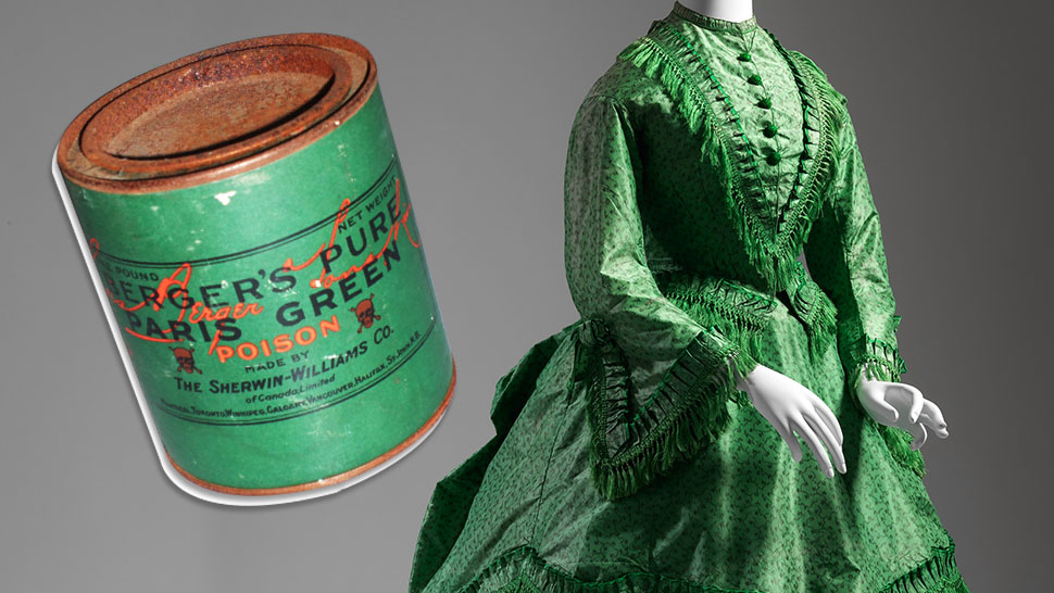 Paris Green: The Trendy Color That Killed Many in Victorian Society - Town and Country - March 3, 2018
