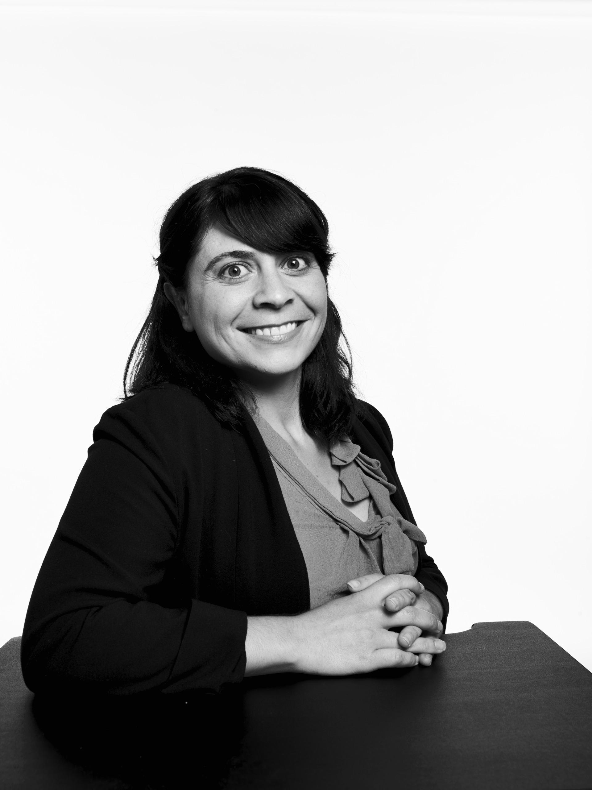 Desirée L. Plata, Ph.D. - Co-Founder