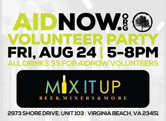 To all our volunteers and supporters, come out tonight and celebrate another successful Jump Start.