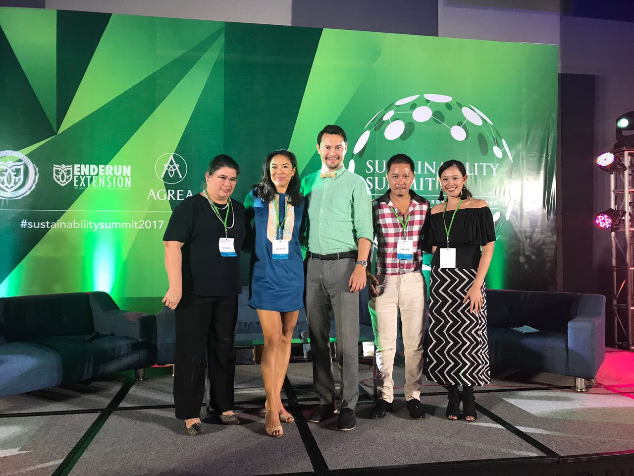Sustainability Summit 2017 Manila, Philippines  September 20, 2017 | SMX Convention Center, SM Aura Premier, Taguig City