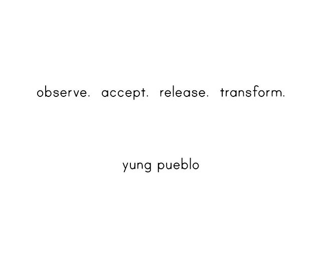. Hello, August 1 2019 🦋  Thank you @yung_pueblo . . . #brandyourvibe #thevibetribe #wordstoliveby #corporatewellness #wellnesscoach #katoamaia #holistichealth #yoga #movement #meditation #breath #yogateacher #humanbeing #dothework #alliscoming