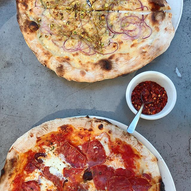 When doing something nice for a friend (like driving him to the Phoenix airport), reward yourself by doing something nice for you (like eating some of this country's best pizza @pizzeriabianco). . . . . . . . . . . . #instagood #yummy #fresh #foodie  #goodeats #instayum #hungry  #foodgram #foodstagram #eatwell #instafood #foodforfoodies #foodlovers  #eatdirty  #foodiesoftucson #forkyeah #daIilyfoodfeed #foodiesofinstagram #queerfoodies #foodporn #pizza #pizzaporn