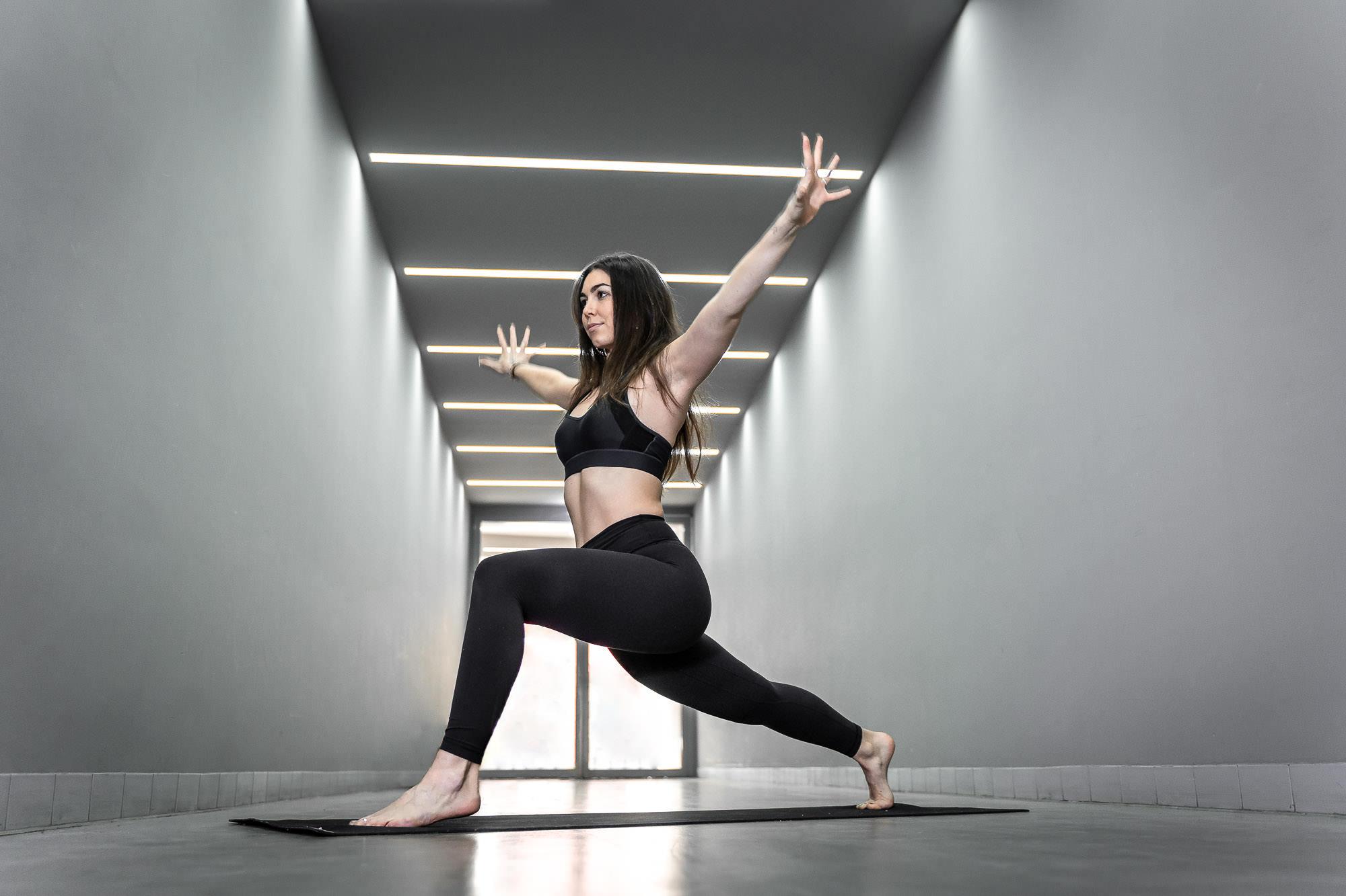 Nico Sarani    - Yoga Session & Portraits