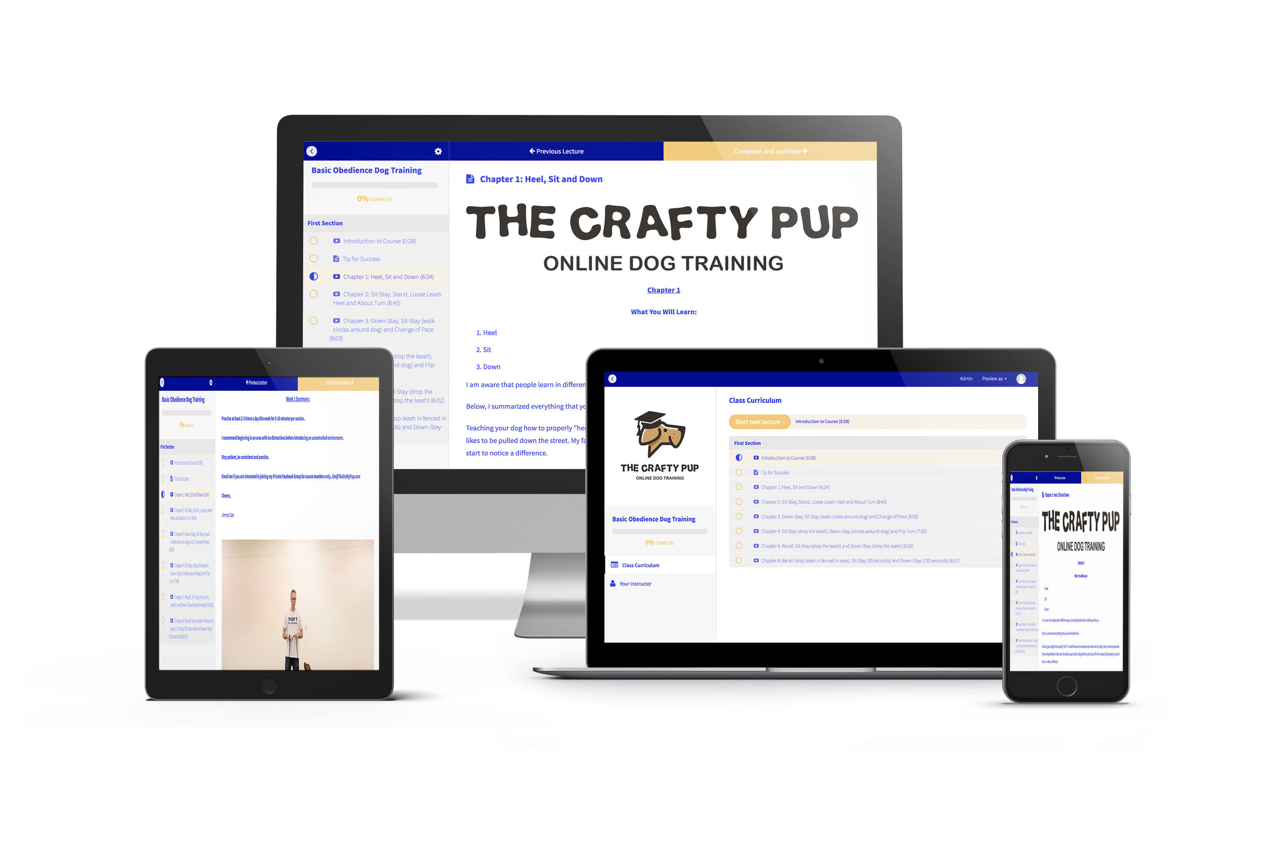 Online Dog Training Course -